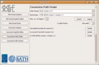 Conversion Path Editor
